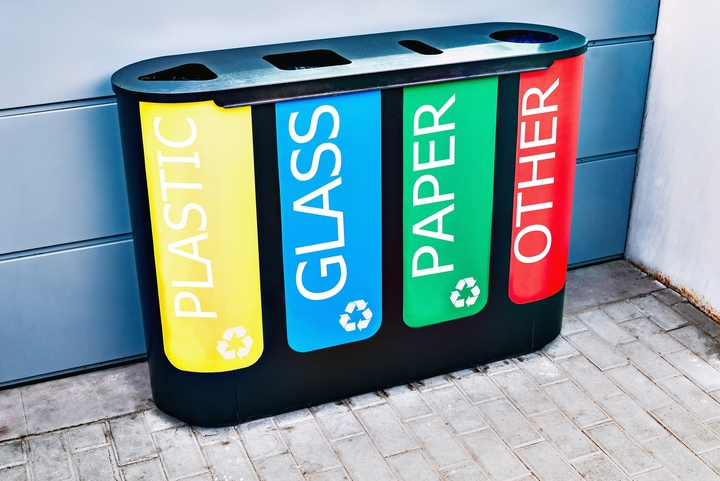 8 Different Types Of Recycling Bins Haley S Daily Blog