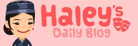 Haley's Daily Blog